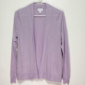 New! Old Navy Purple Cardigan